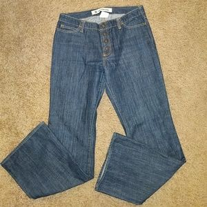 GAP, Denim Pants, Size 10, Long & Lean
